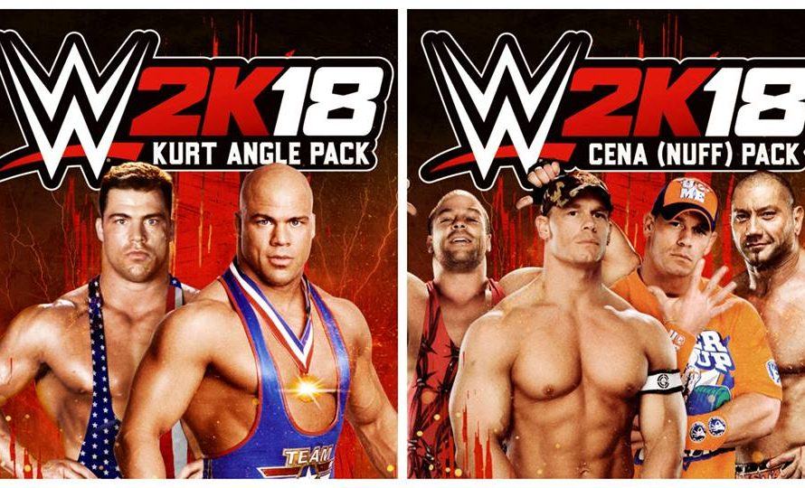 WWE 2K18 Pre-order DLC To Be Available To All Later This Week