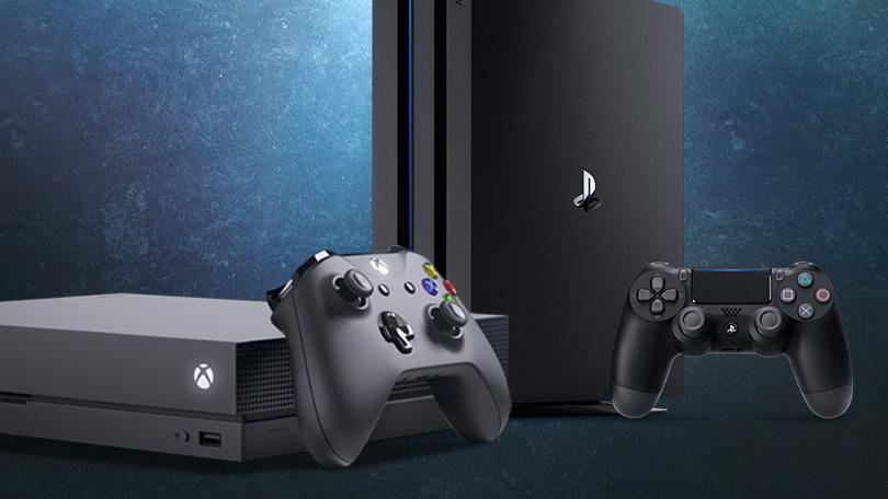 PS4 Pro games that still look good compared to Xbox One X