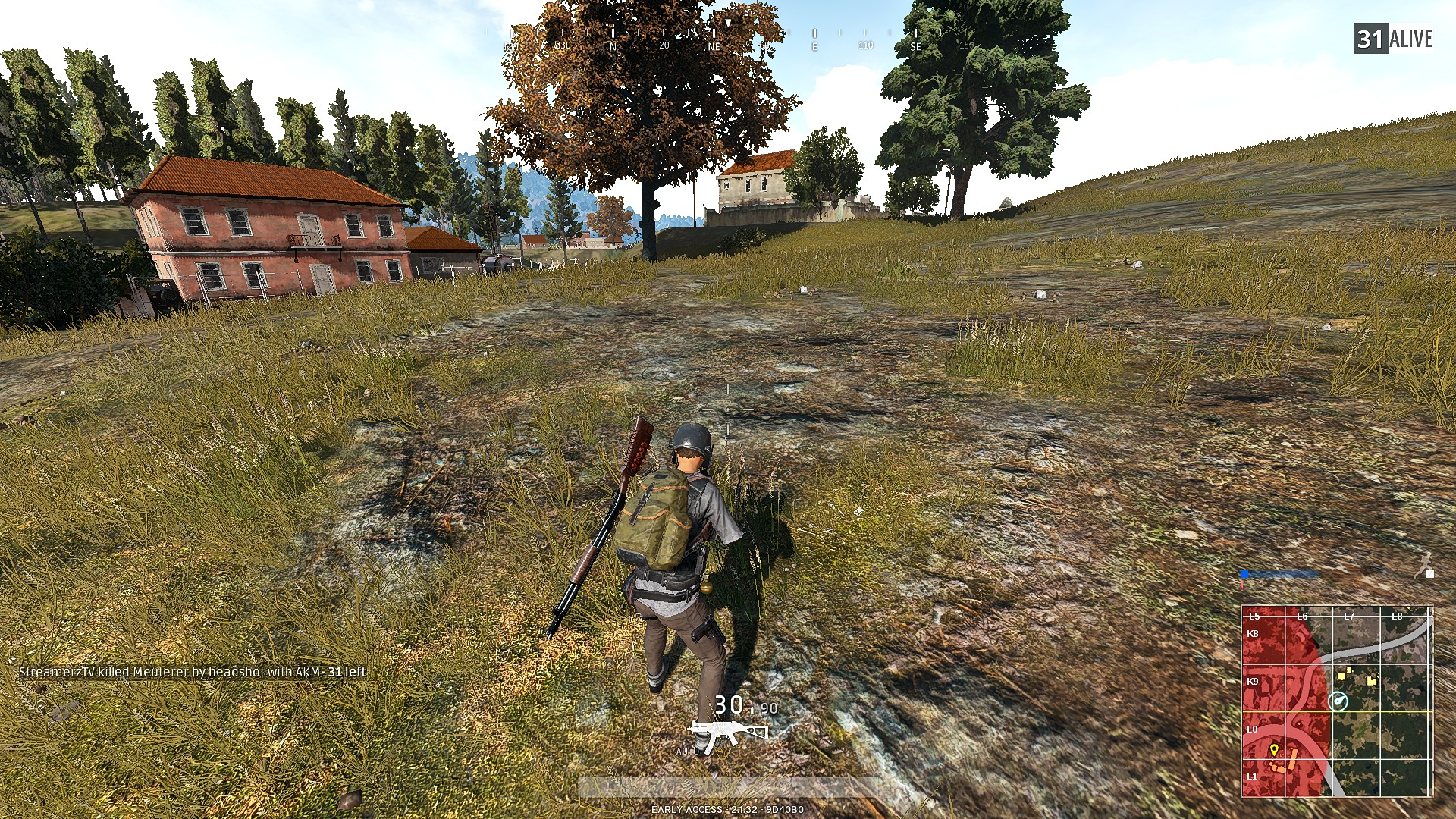1920x1080 Playerunknowns Battlegrounds 5k Screenshot: PUBG Will Run At 60FPS If You Are Playing The Game On Xbox