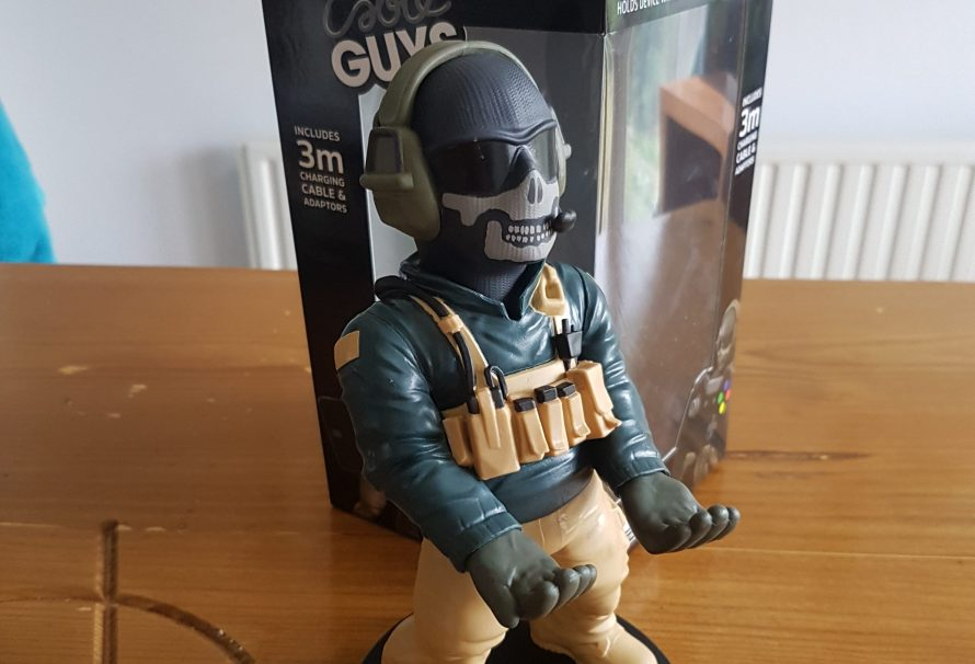 """Call of Duty """"Ghost"""" Themed Device Holder Released By EXG"""