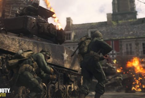 Call of Duty: WWII Update Patch 1.08 Notes Have Arrived For PS4 And Xbox One