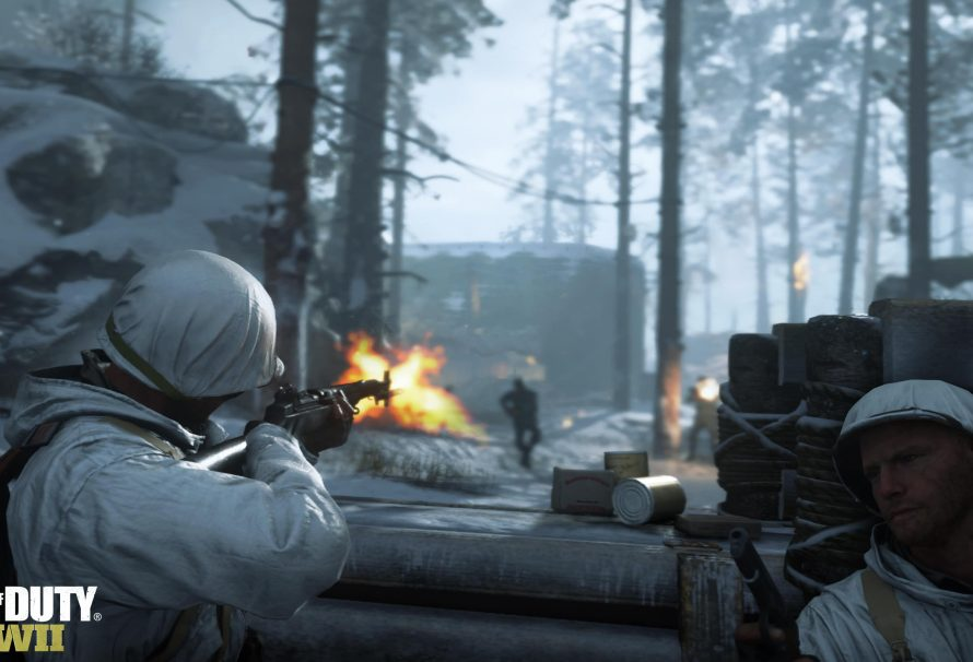 Call of Duty: WWII Update Patch 1.06 Notes Arrive For PS4 And Xbox One
