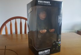 "Call of Duty WWII Ronald ""Red"" Daniels Device Holder Released By EXG"