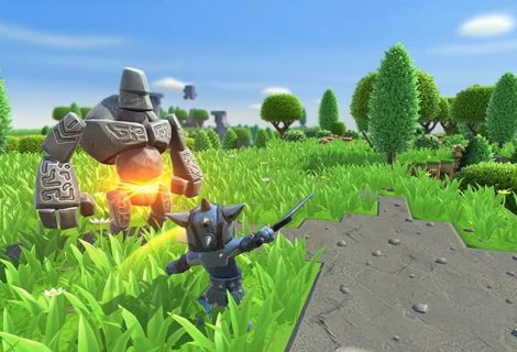 Portal Knights launches November 23 for Nintendo Switch