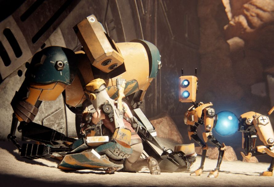 ReCore Xbox One X enhancements now live; supports 1440p resolution