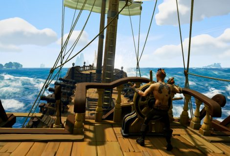 Amazon Lists Sea of Thieves Artbook For Sale Next Year