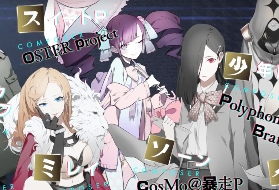 The Caligula Effect: Overdose Revealed for PS4; Anime Also Coming