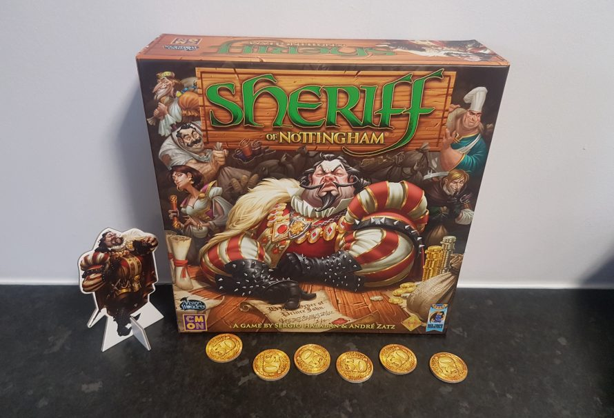 Sheriff of Nottingham Review – Bluffing Brilliance