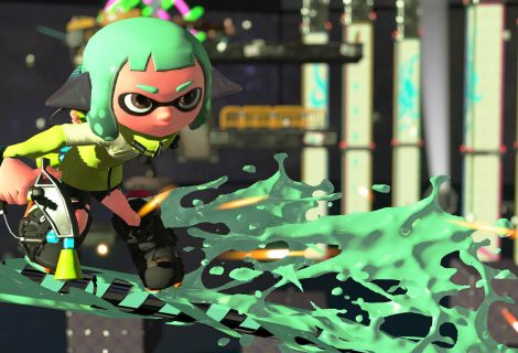 Splatoon 2 version 2.0.0 update now live