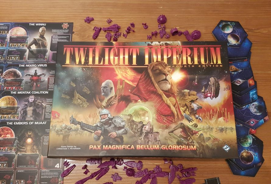 Twilight Imperium Fourth Edition Review – Grand Space Opera From A New Player's Perspective