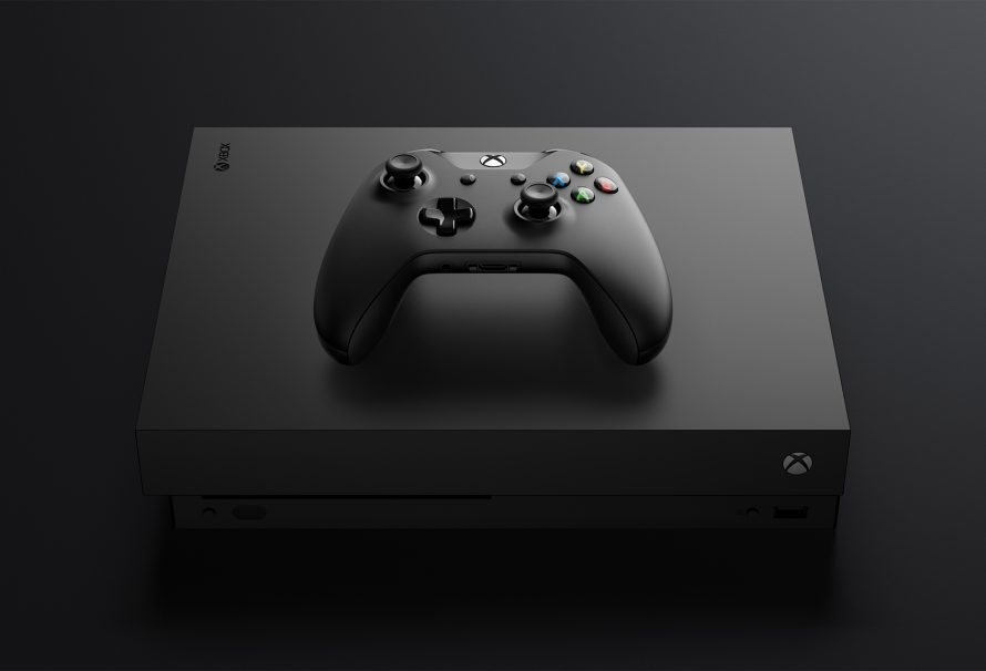 An Xbox One X Update Is Coming To Fix Current Blu-ray Issue