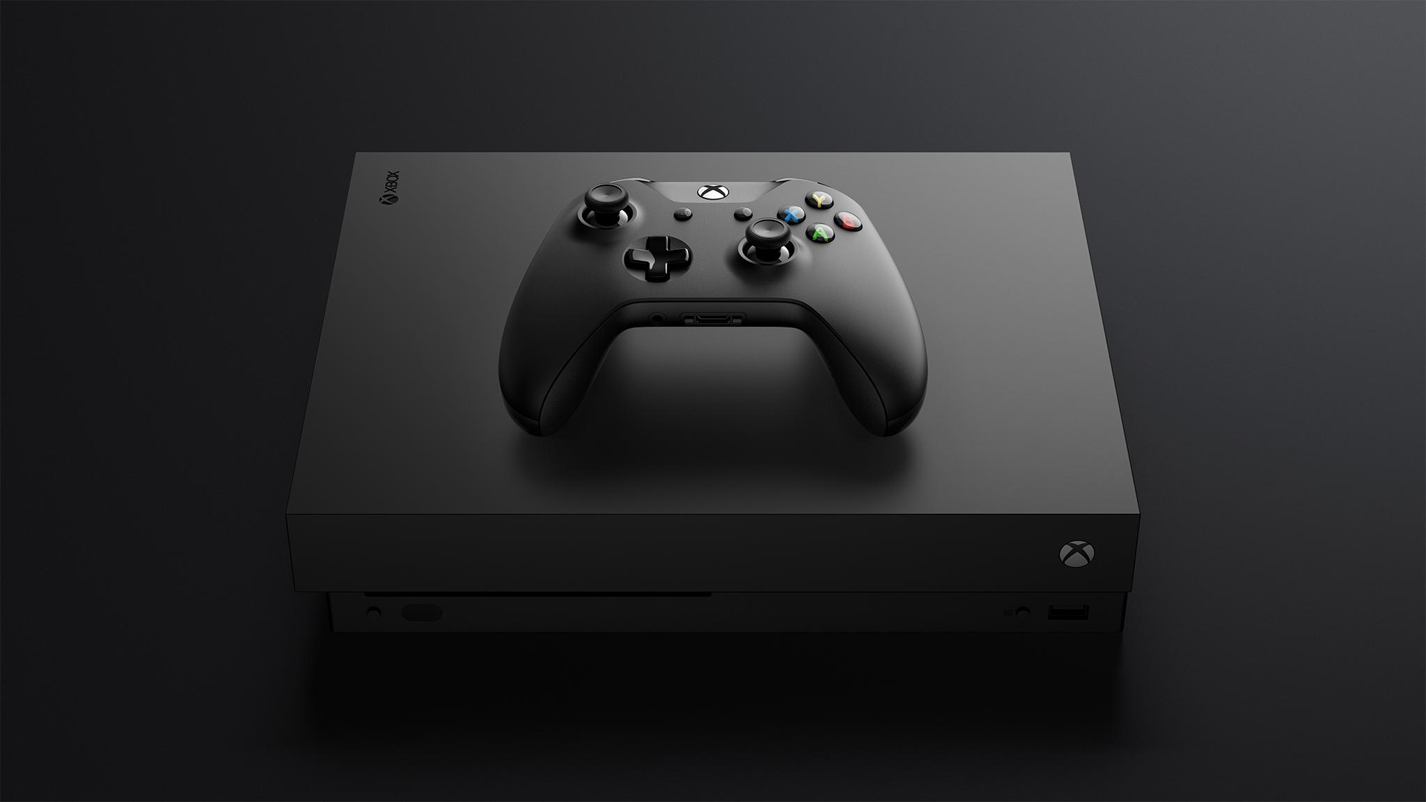 Xbox 1 X