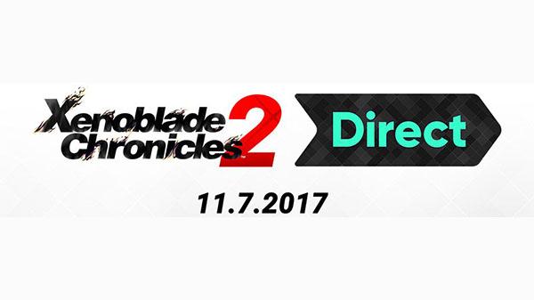 Xenoblade Chronicles 2 to have a Nintendo Direct Presentation on November 7