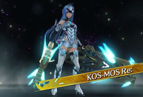 Xenoblade Chronicles 2 gets KOS-MOS Re: from Xenosaga as Rare Blade
