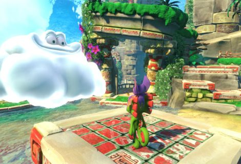 Yooka-Laylee coming to Switch on December 14