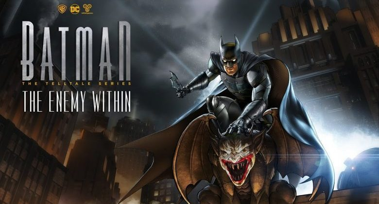 Batman: The Enemy Within Episode 3 'Fractured Mask' Review