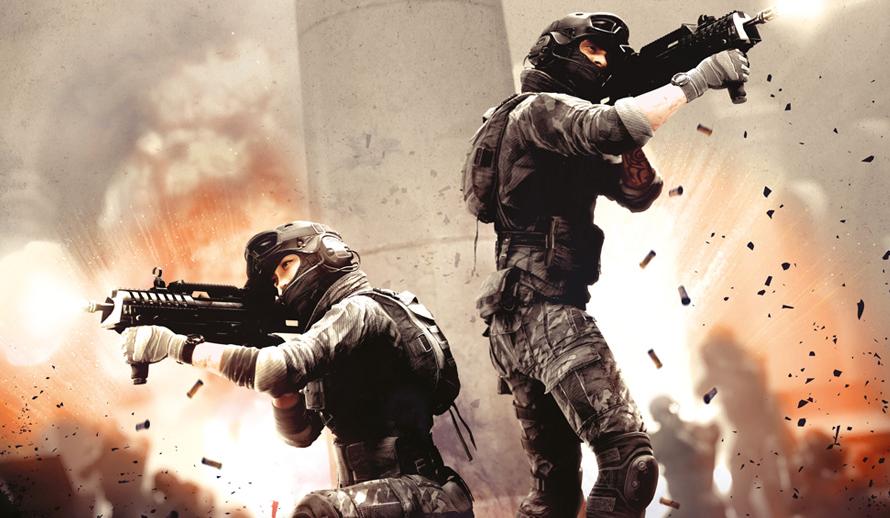 ESRB Posts More Details About Bravo Team On PlayStation VR