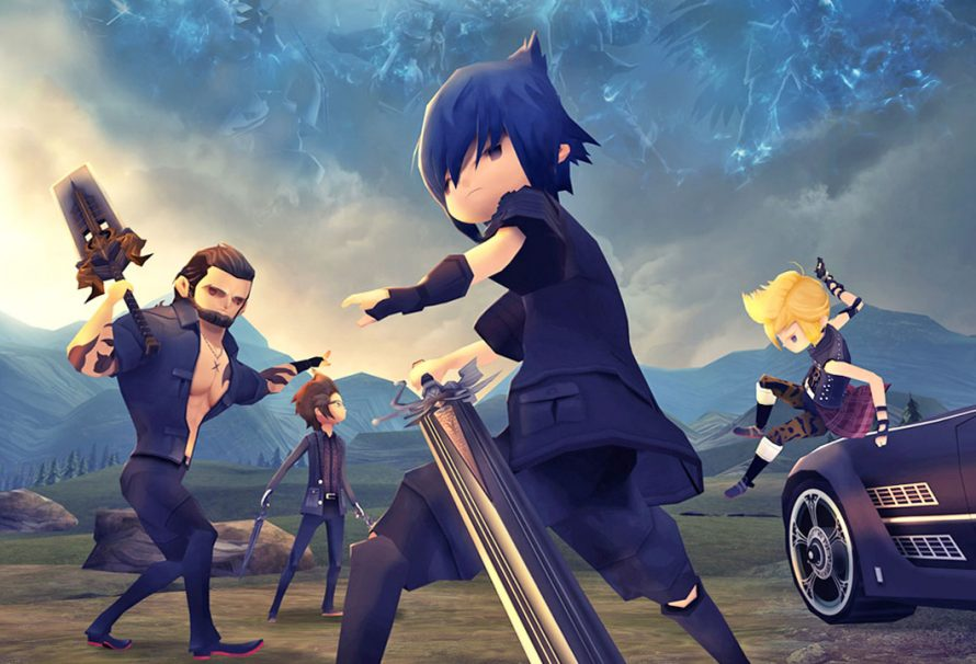 Pre-registrations For Final Fantasy XV Pocket Edition Are Now Open