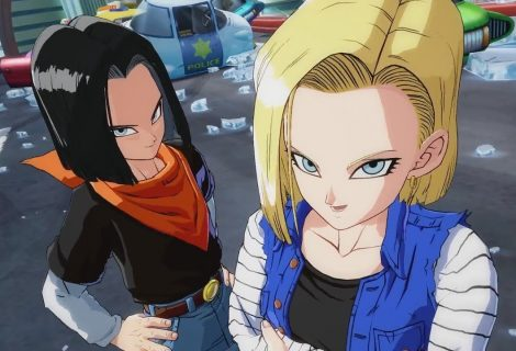 New Dragon Ball FighterZ Trailer Takes A Look At Android 17 and Android 18
