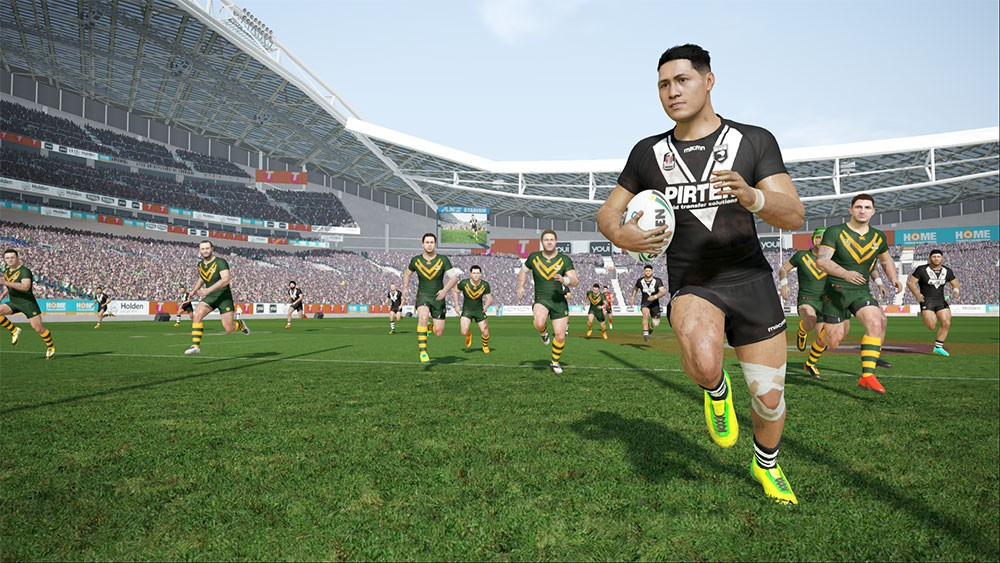 Rugby League Live 4 World Cup Edition Gets A Release