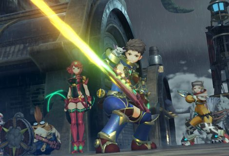 Xenoblade Chronicles 2 Will Include A 1.1.0 Update Patch On Day One