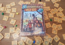 Carcassonne Gold Rush Review - Nuggets Of Greatness