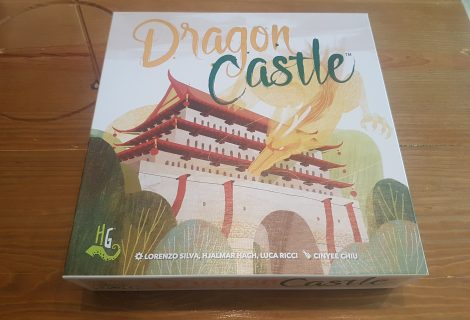 Dragon Castle Review - Mahjong Inspired Entertainment