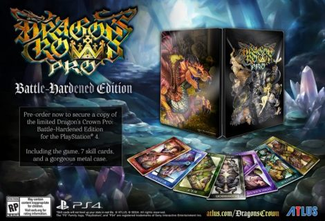 Dragon's Crown Pro 'Battle-Hardened Edition' announced and detailed