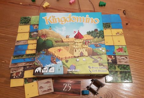 Kingdomino Review - Move Over Dominoes A New King's In Town