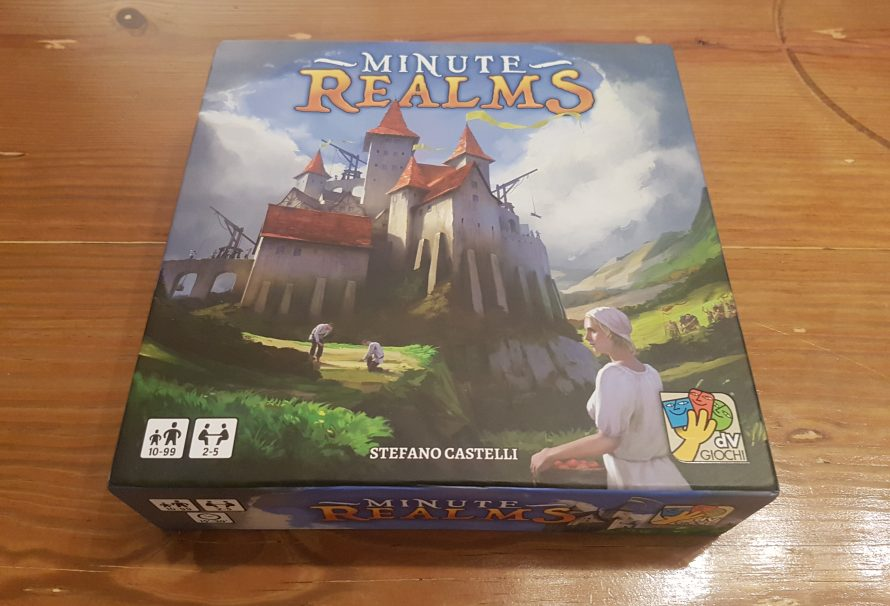 Minute Realms Review – Small, Quick & Brilliant