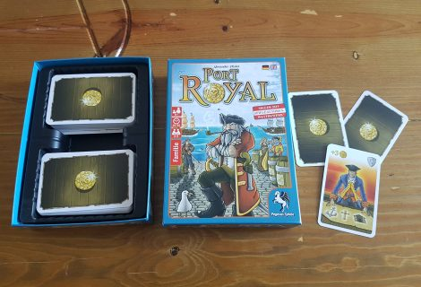 Port Royal Review - Push Your Luck In The Caribbean
