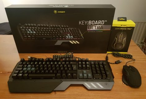 Snakebyte PC Peripherals Review - Key:Board Ultra & Game:Mouse Pro