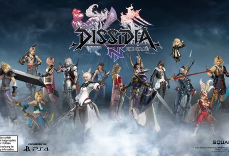 Square Enix Reveals Full 28 Fighter Roster For Dissidia Final Fantasy NT