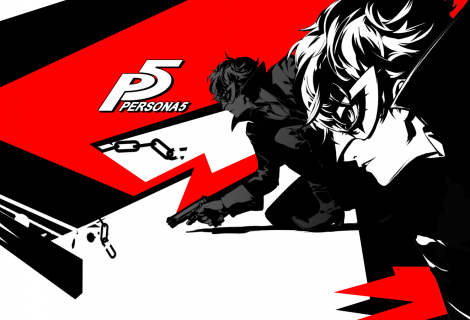Best RPG Of 2017 - Persona 5