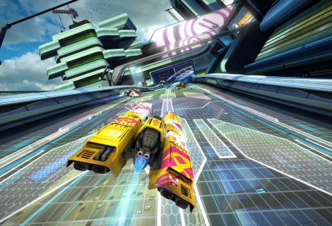 WipEout Omega Collection Getting A Free PSVR Update