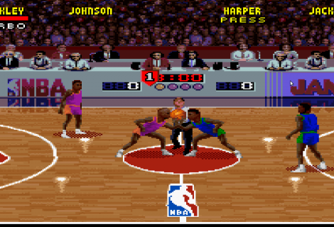 Is A New NBA Jam Video Game In Pre-production?