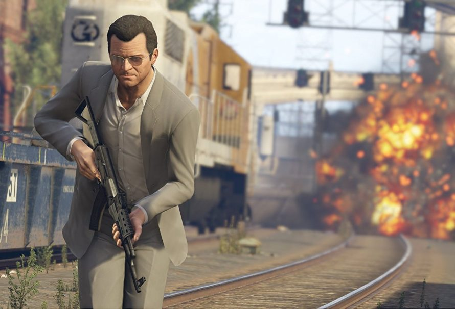UK Gamers Still Love To Buy Grand Theft Auto V