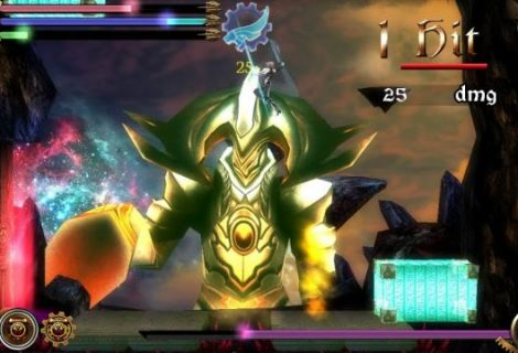 AeternoBlade coming to Switch this February