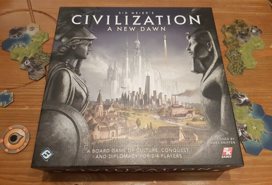 Civilization: A New Dawn Review – Abstracted Yet Awesome