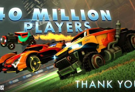 Rocket League Has Now Amassed Over 40 Million Players Worldwide