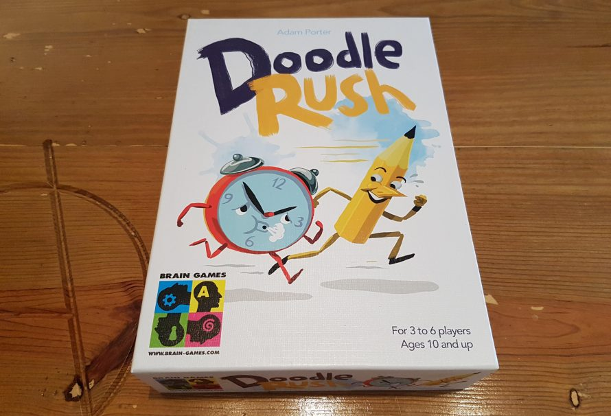 Doodle Rush Review – A Fast Drawing Delight