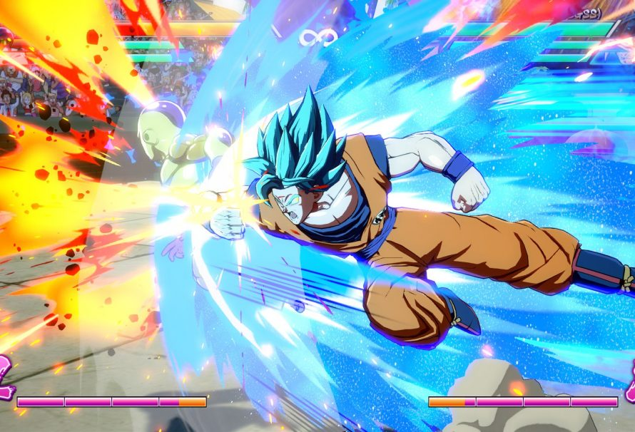 Dragon Ball FighterZ Has Already Shipped 2 Million Copies In Just One Week