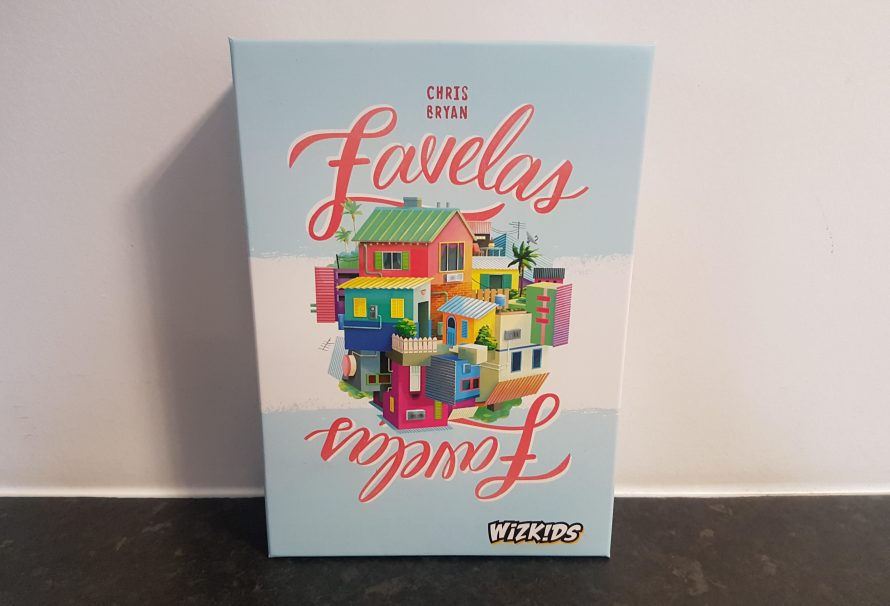 Favelas Review – A Vivid Puzzle