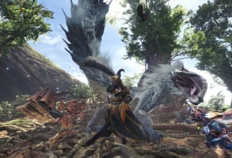 Monster Hunter: World day one patch detailed