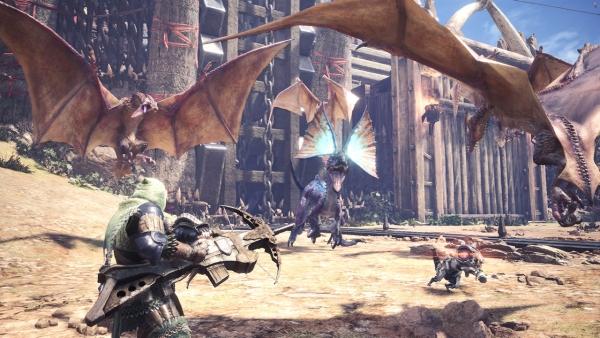 Monster Hunter: World getting Horizon: Zero Dawn collaboration on January 26