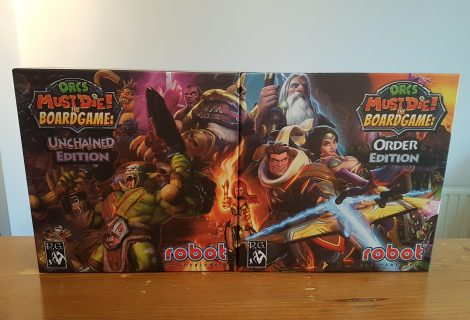 Orcs Must Die! The Board Game: Order & Unchained Editions Review - Tower Defence Epicness