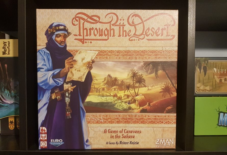 Through The Desert Review – Cool Camel Caravans