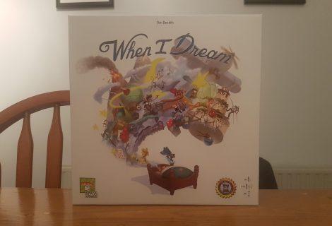 When I Dream Review - Enter The Sandman
