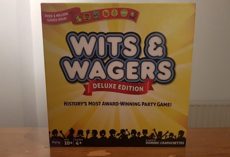 Wits & Wagers Deluxe Edition Review - Trivia Done Right