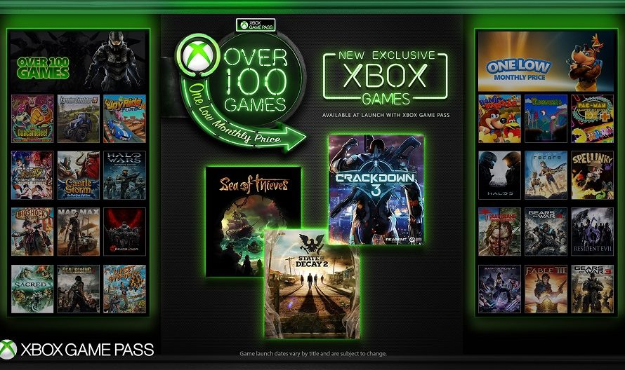 Microsoft is expanding its Xbox Game Pass subscription service